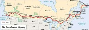 trans-canada-highway-map