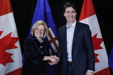 notely-trudeau-flags-pipeline