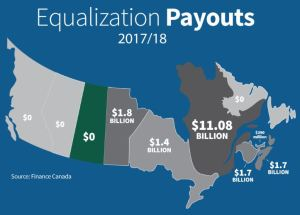 map-canadian-federal-eqalization-payments-2017-2018