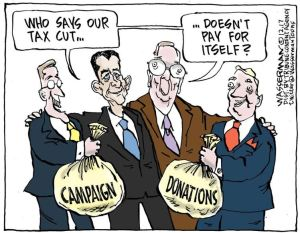 tax-cut-pays-for-itself-cartoon-politicians