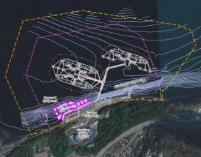 Trans Mountain Pipeline Burnaby Westridge Marine Terminal Fish Habitat Offsets 2018