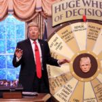 SNL - Trump Wheel Of Crazy Decisions