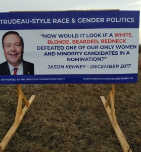 Fildebrandt - Trudeau Style Race and Gender Politics