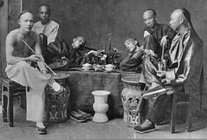 China Opium Addiction 1840
