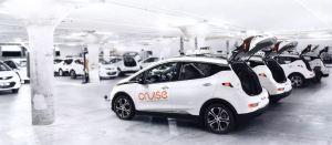 GM cruise bolt fleet