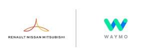 Renault Nissan Mitsubishi waymo