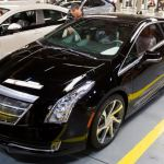 First Cadillac ELR PHEV off the line