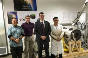 Grant Strem - Proton Technologies hygenerator