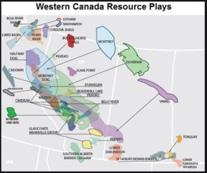 Alberta and Saskatchewan Oil Reservoirs can be used for CO2 sequestration