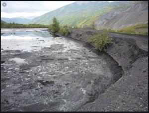 coal tailings pond