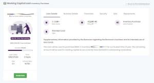 LendingLoop Sample Information 5
