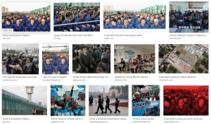 Uyghur China detention Reeducation Camps