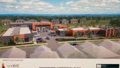 Chestermere Commercial Plaza Kinniberg Phase 2