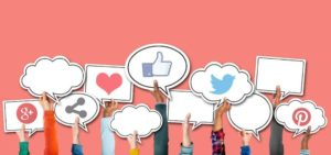 Engage with Companies on Social Media