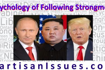 psychology of following strongmen