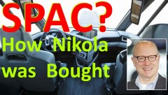 steve girsky nikola truck rig how nikola was bought what is a spac
