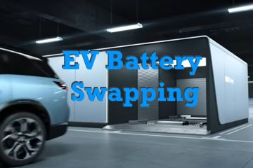 EV Battery Swapping