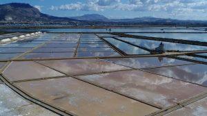 lithium mining brine surface ponds
