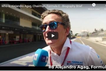 Alejandro Agag Formula E