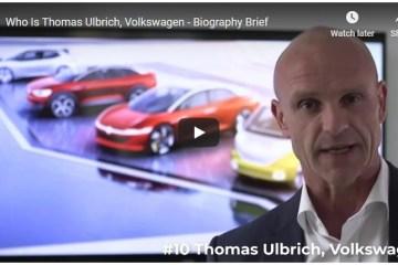 Thomas Ulbrich vw