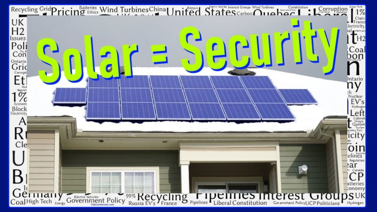 solar power security safety