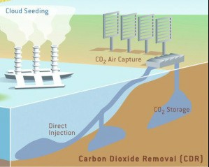 carbon removal