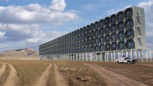 carbon removal fans