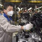 Chinese Auto Assembly