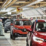Renault in China factory