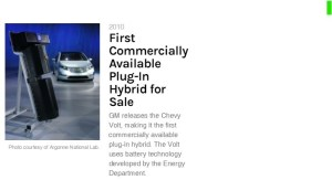 gm releases the first plugin hybrid - 2010 chevy volt