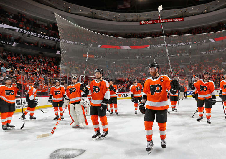 Turnovers, Blown Leads, And Once Again Poor Officiating Cost The Flyers Game 6 And The Series