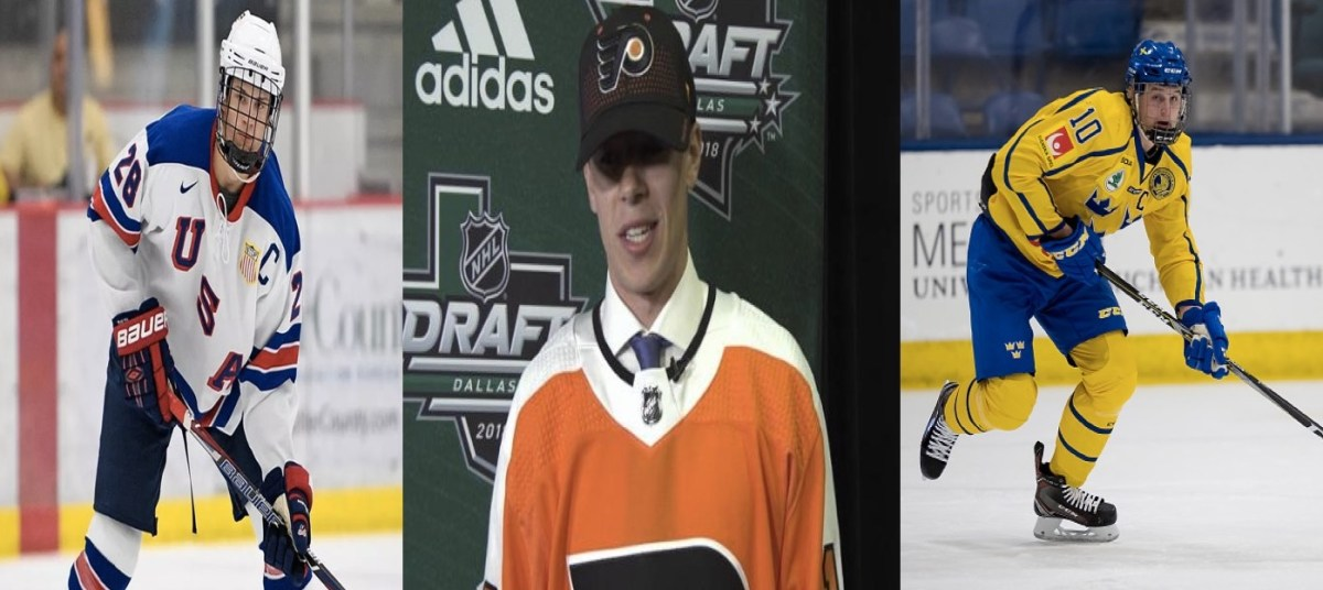 Full Draft Review : Flyers Stock Up On Positions Of Need