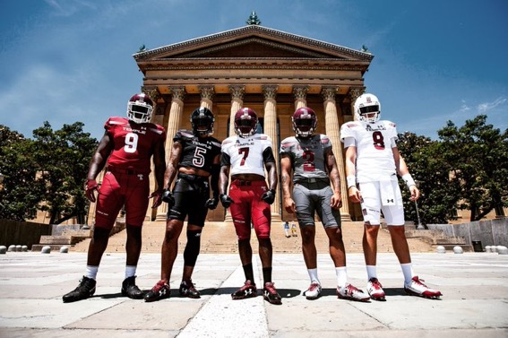 Temple May Not Have Their Own Stadium, But They Just Got Some New Uniforms That Are Fresh As Hell