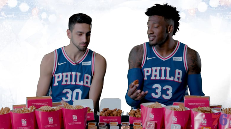 Sixers Confirm the Wendy's Frosty Freeze-Out Is BACK (and better than ever)