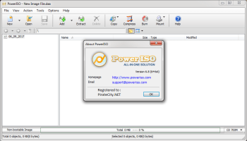 poweriso 6.9 64 bit registration code