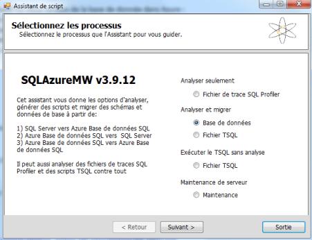 SQLAzureMW