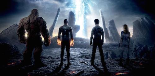 Fantastic Four movie still