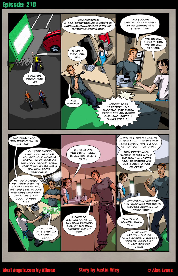 Page 210 – Daydreaming