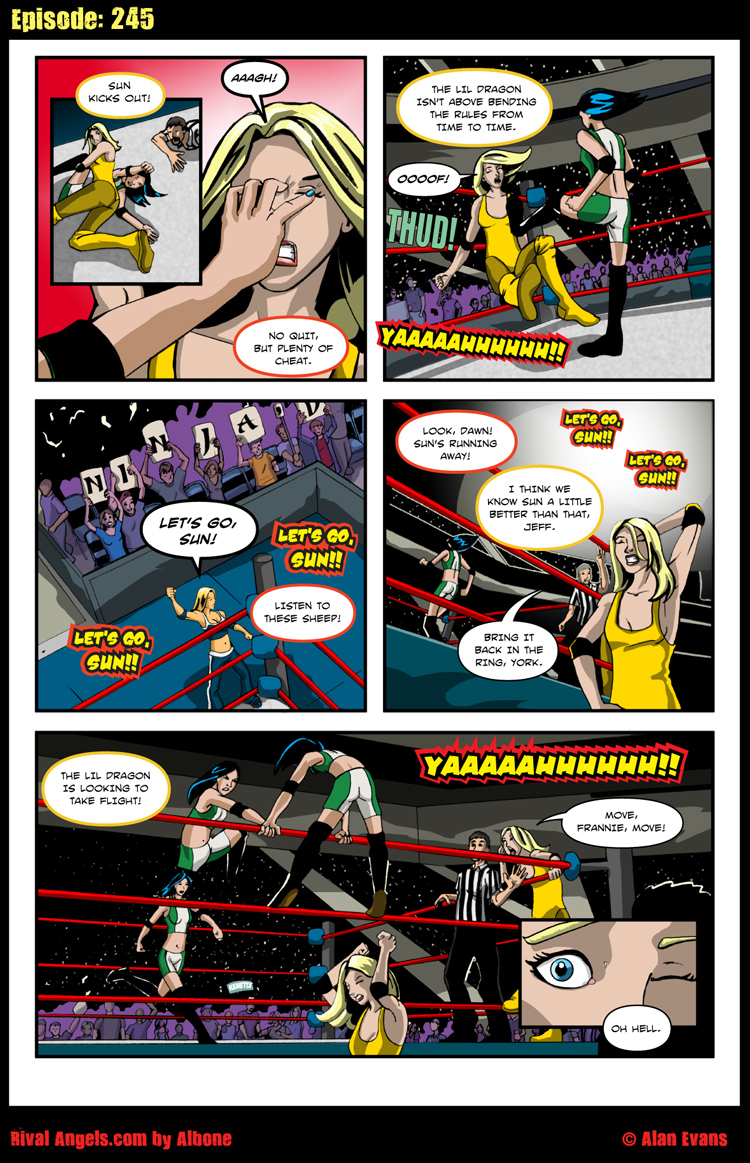Page 245 – Gloves Off