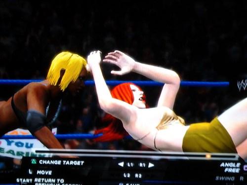 Jennifer Needles cuts Kyra Gold