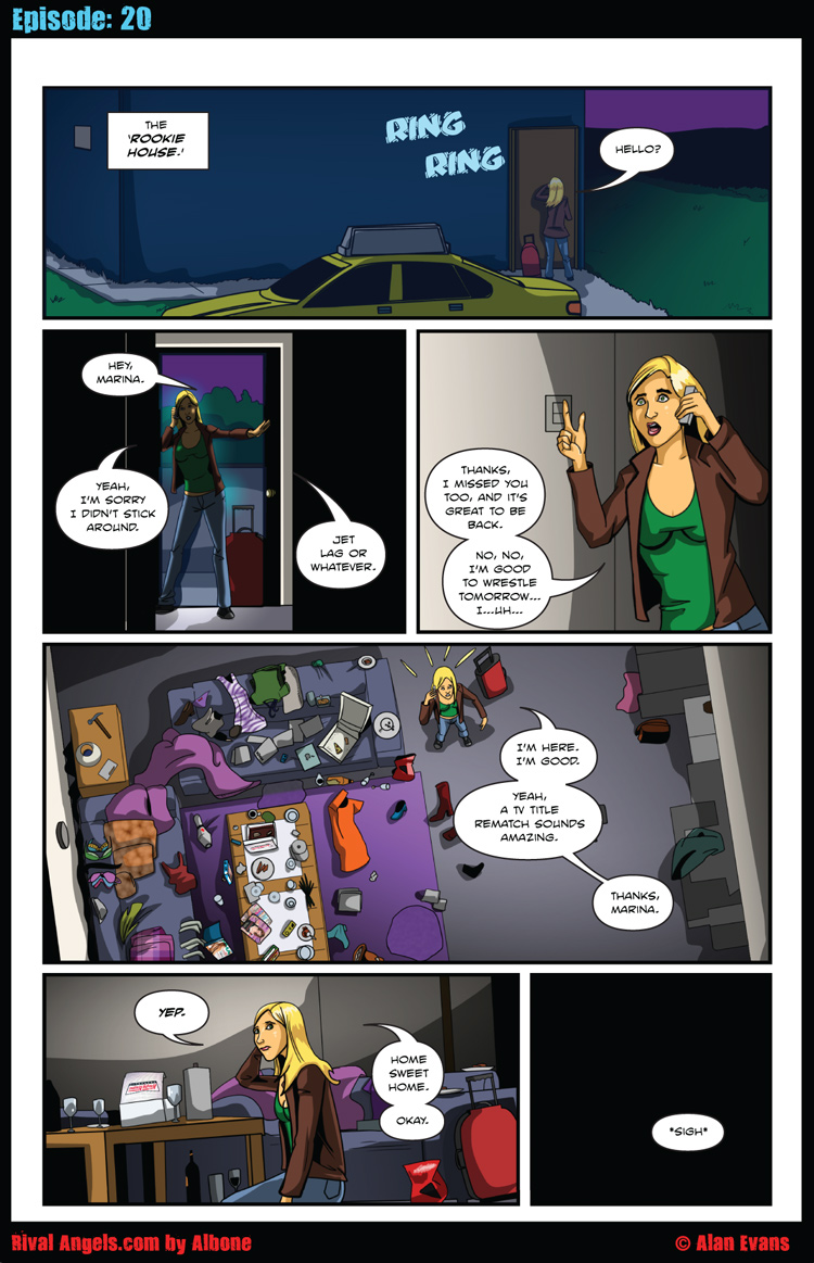 Chapter 8-Page-20-Home Sweet Home