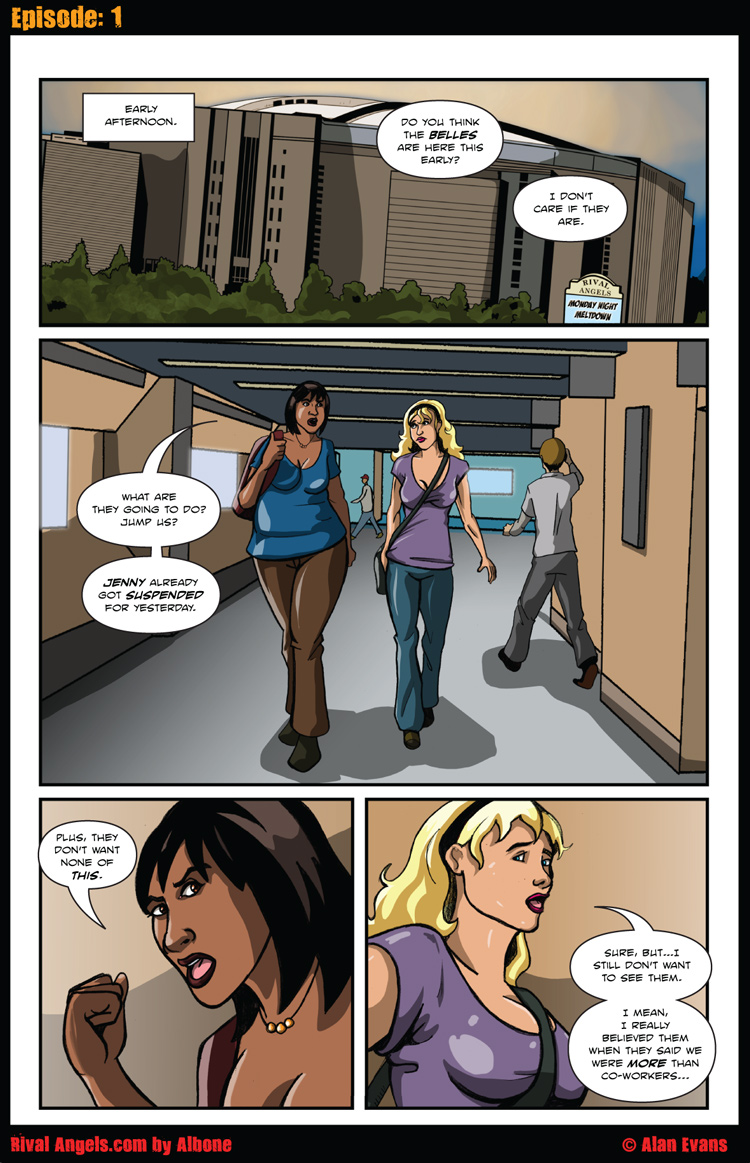 Chapter 9-Page-1-Fashionably Early