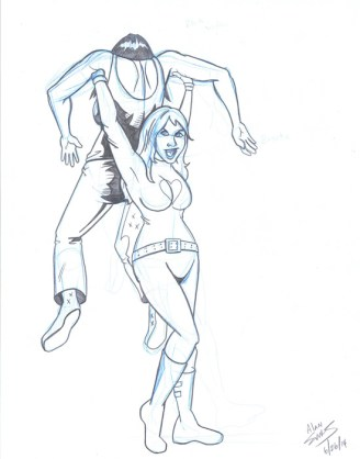 Crucifix-Shoulderslam-pencils