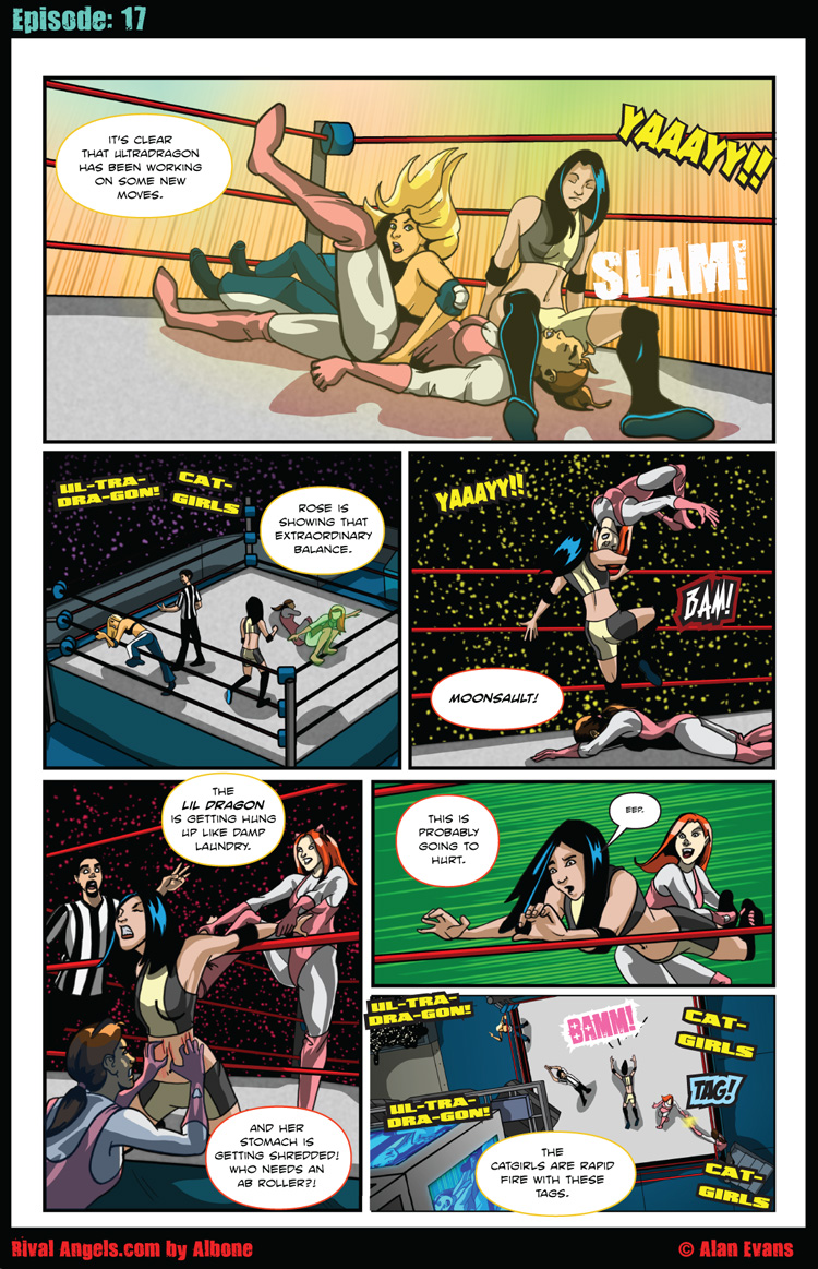 Chapter 14-Page-17-Tag Team