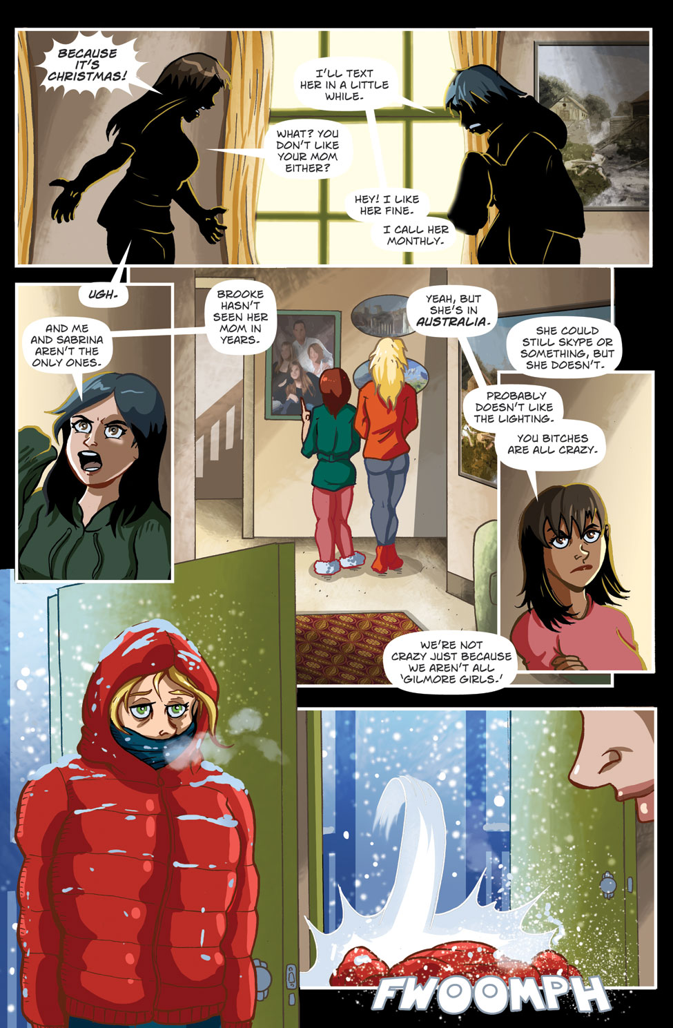 Christmas Angels - Page 08 - Brave
