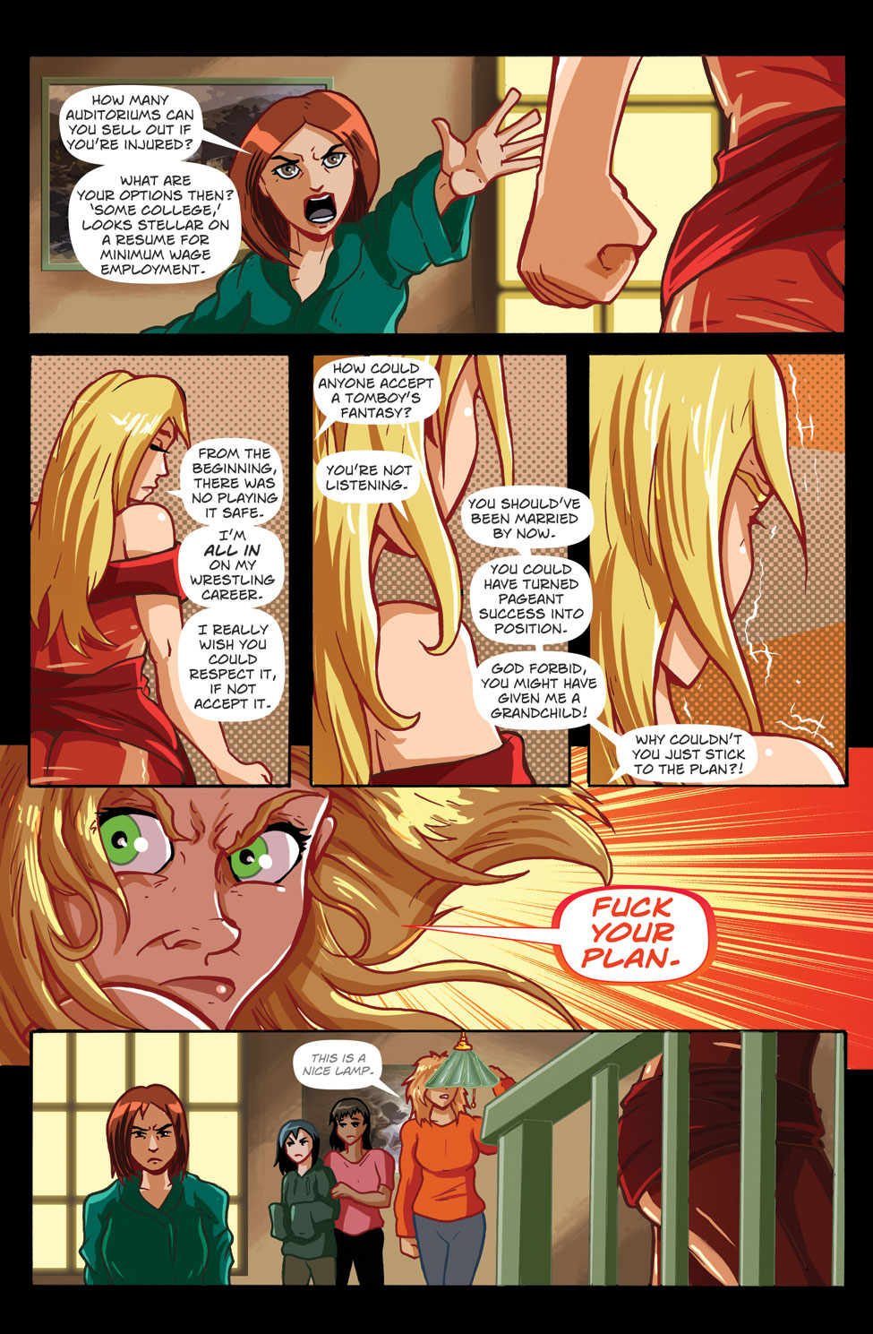 Christmas Angels – Page 13 – Anywhere But Here