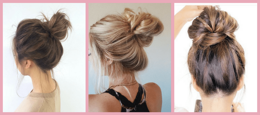 Messy Bun - Athleisure Trend Essentials | Rosewood and Grace