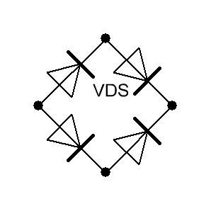 Diode Bridge Denumire în sistem