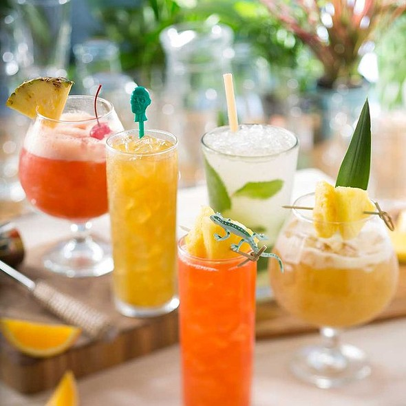 bahama breeze-nj food-dining