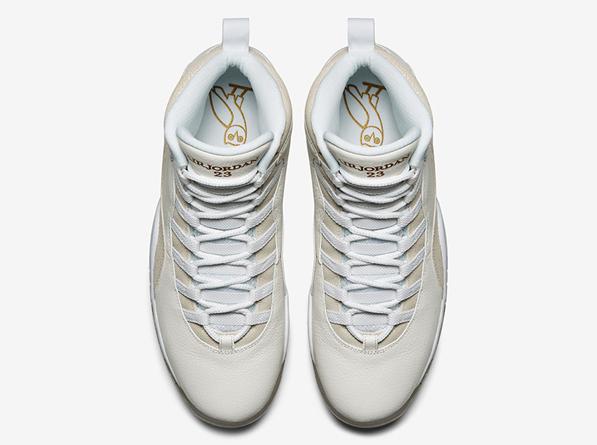 Air Jordan 10 OVO_style